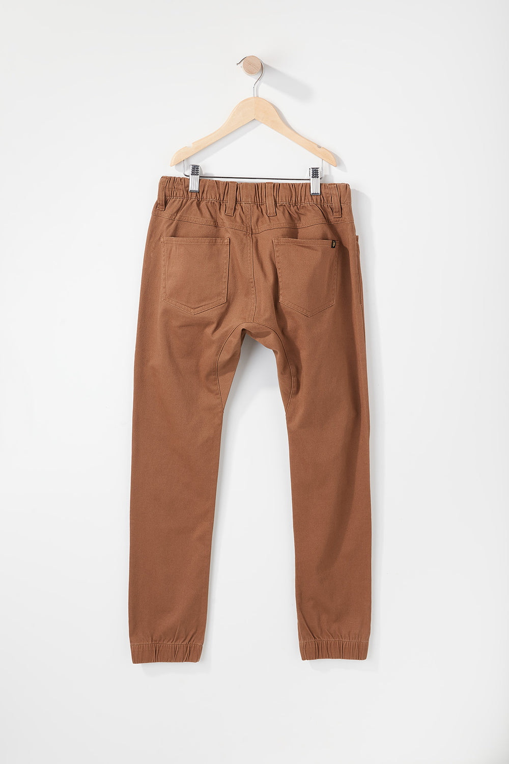 Zoo York Boys 5-Pocket Jogger Tan