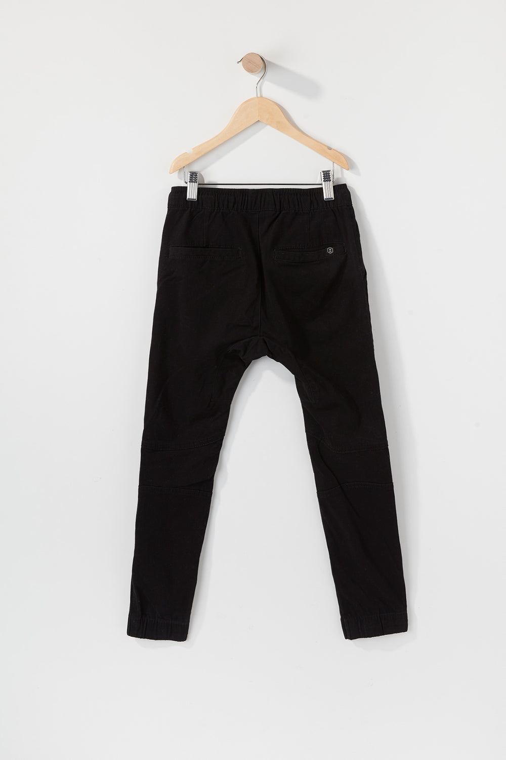 West49 Boys Moto Jogger Black