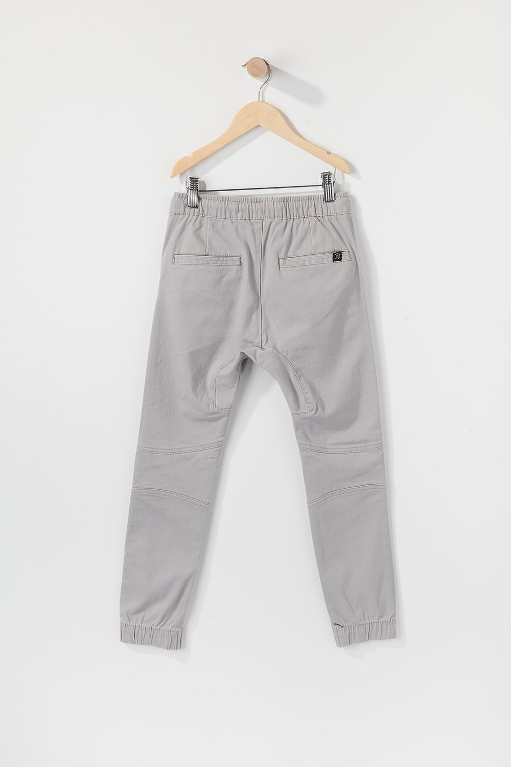 West49 Boys Moto Jogger Light Grey