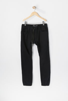Zoo York Youth Twill 5-Pocket Jogger