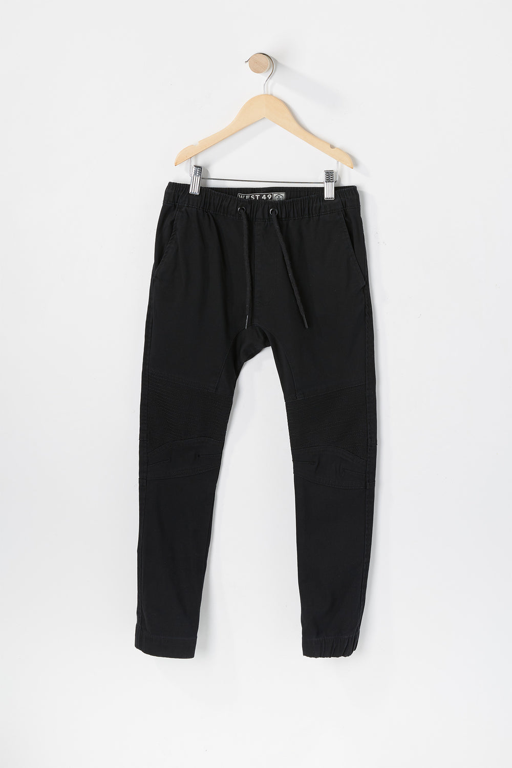 Jogger Moto West49 Junior Noir