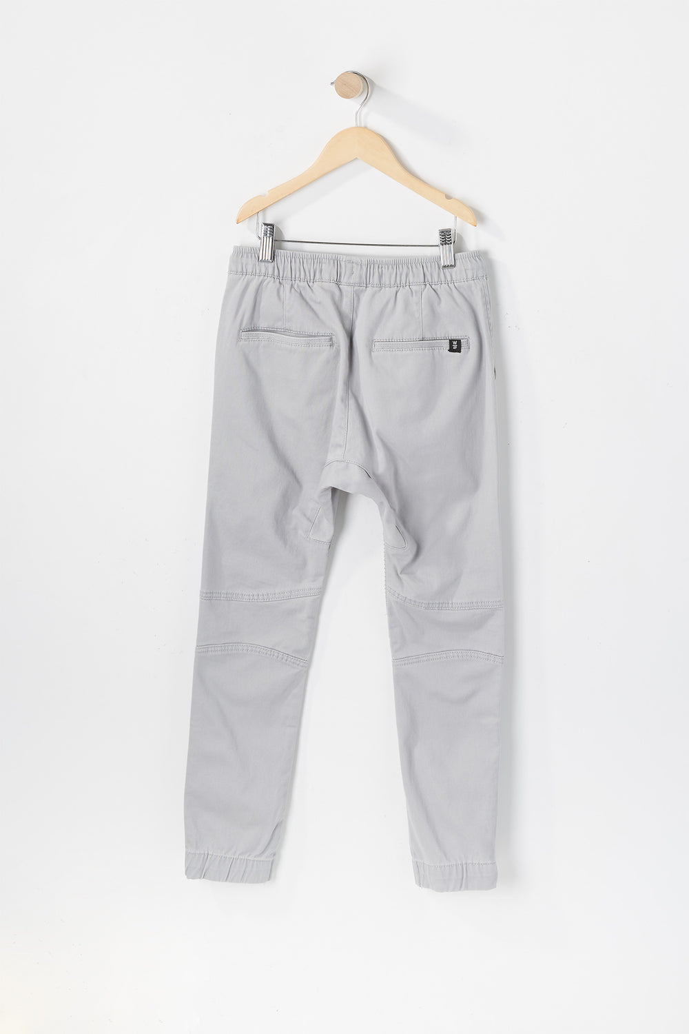 Jogger Moto West49 Junior Gris pale