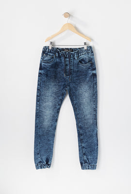 Zoo York Youth 5 Pocket Denim Jogger