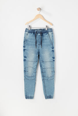 Jogger Jean Moto Zoo York Junior