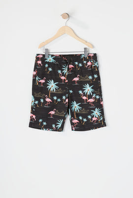 Zoo York Boys Flamingo Boardshorts