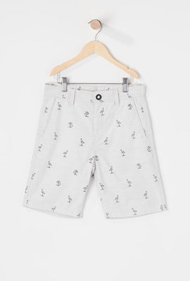 Zoo York Boys Flamingo Ditsy Short