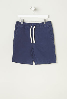 Zoo York Youth Solid Pull-On Short
