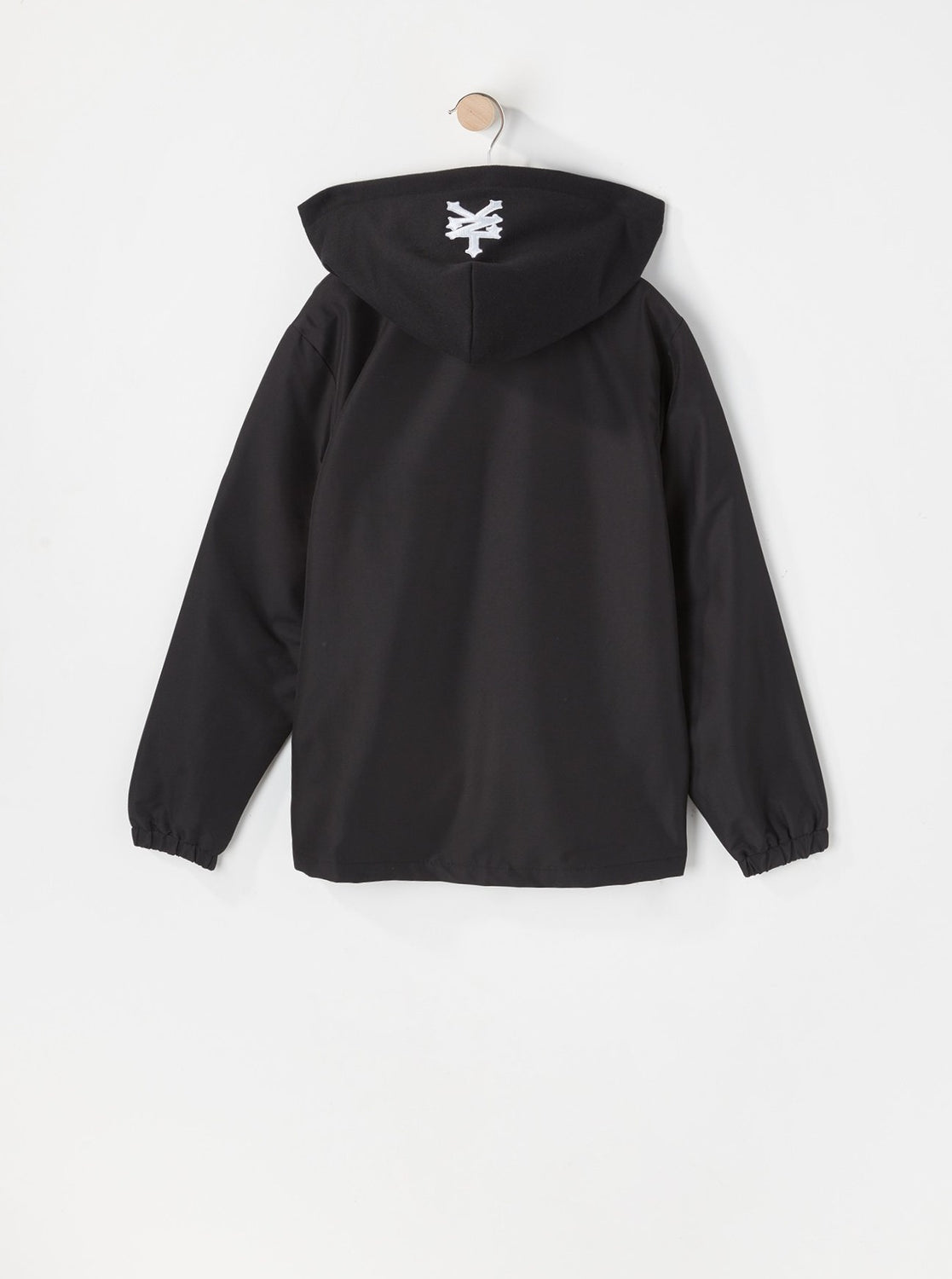 Zoo York Youth Patch Logo Coach Jacket Black