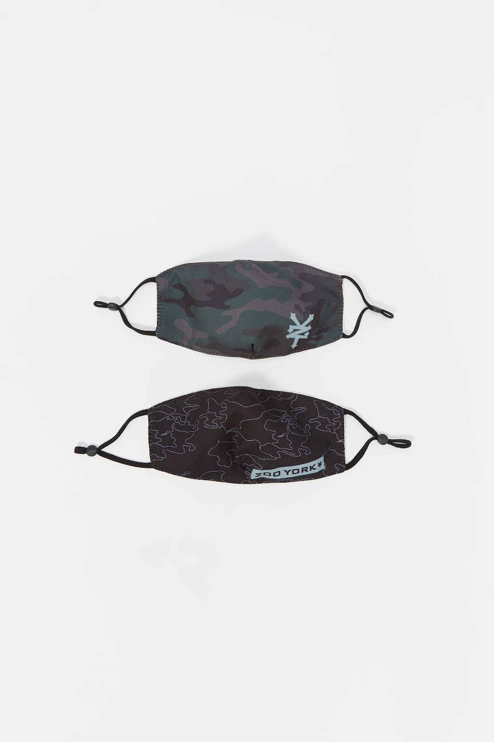 Zoo York Youth Washable & Reusable Face Mask Camouflage