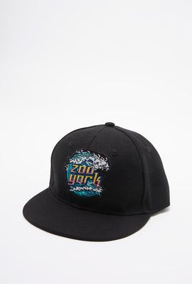 Zoo York Boys Wave Logo Hat