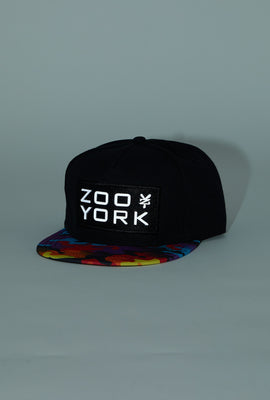 Casquette Zoo York Camouflage Multicolore Junior