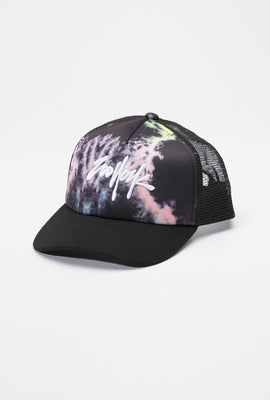 Casquette Tie-Dye Trucker Zoo York Junior