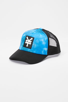Zoo York Youth Tie-Dye Trucker Hat