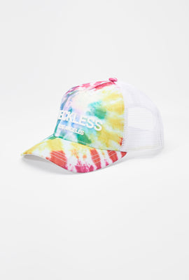 Young & Reckless Youth Tie-Dye Trucker Hat