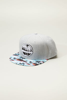 West49 Youth Palm Tree Snapback Hat
