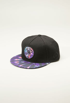 Zoo York Youth Tie-Dye Brim Hat