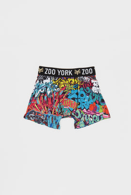 Zoo York Boys Graffiti Boxer Brief