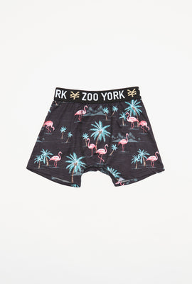 Zoo York Boys Flamingo Boxer Brief