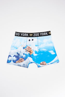 Zoo York Boys Cookies and Milk Boxer Brief
