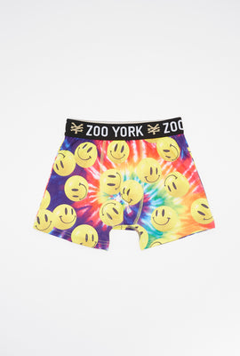 Zoo York Boys Smiley Boxer Brief