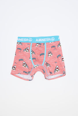 Amnesia Boys Graphic Boxer Brief