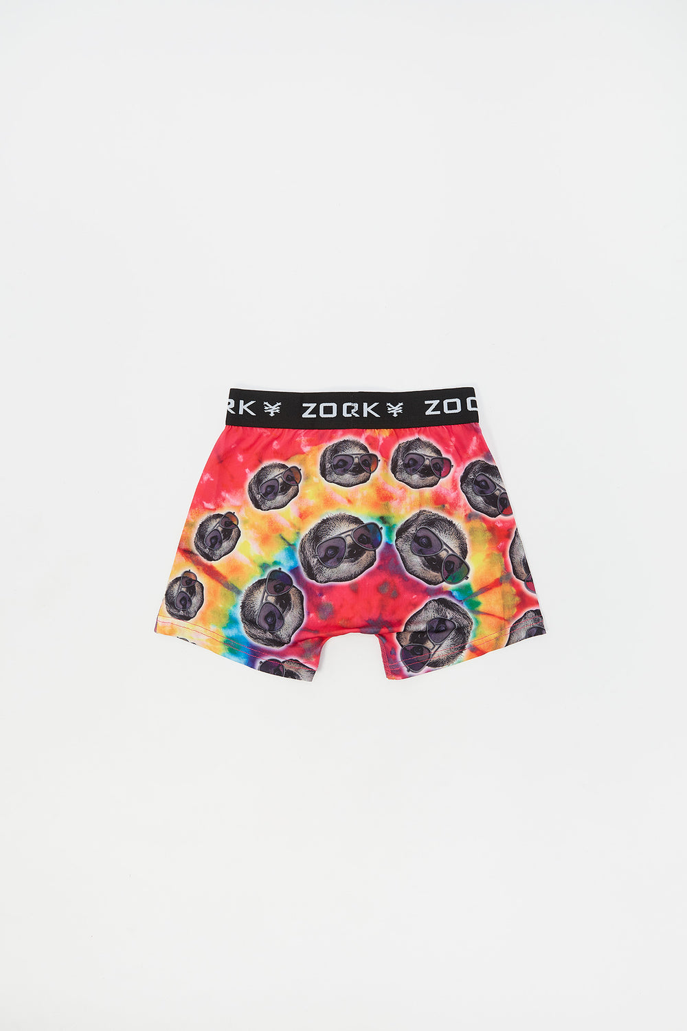 Boxer Paresseux et Tie-Dye Zoo York Junior Multi