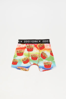 Zoo York Youth Poutine Boxer Brief