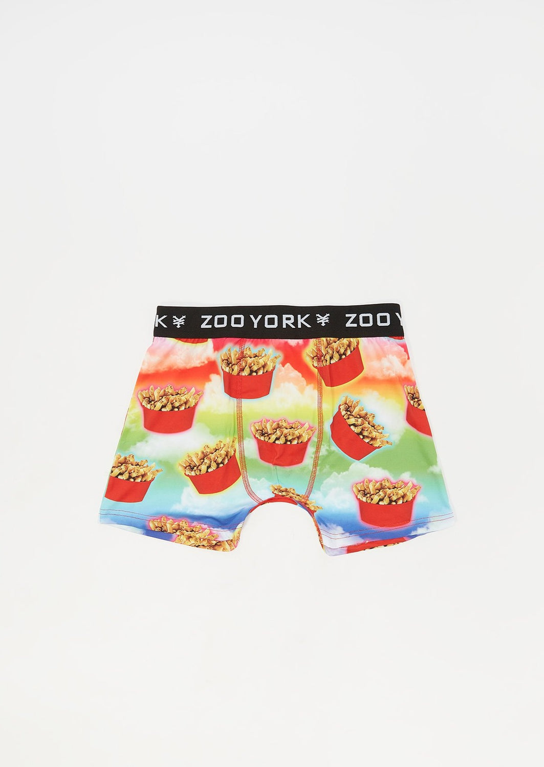 Zoo York Youth Poutine Boxer Brief Red