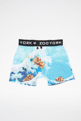 Boxer Vague de Cookies Zoo York Junior