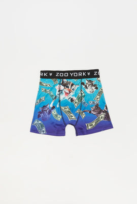 Zoo York Youth Money Kittens Boxer Brief