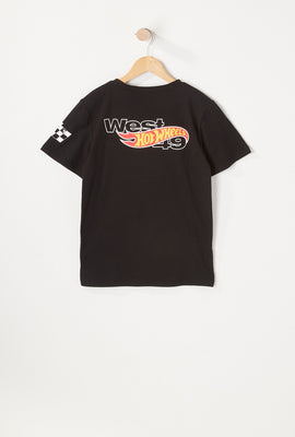 T-Shirt Hot Wheels X West49 Junior