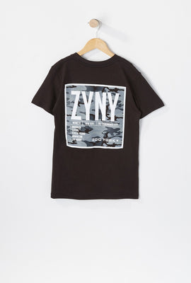 Zoo York Youth Camo T-Shirt