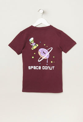 Arsenic Youth Space Donut T-Shirt
