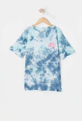 West49 Youth Palm Tree Tie-Dye T-Shirt