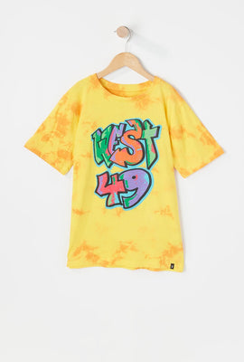 West49 Youth Tie-Dye Graphic T-Shirt