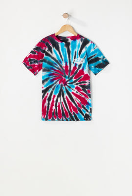 T-Shirt Tie-Dye Zoo York Junior