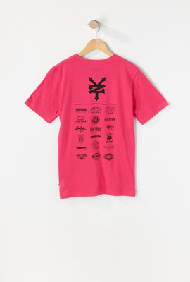Zoo York Youth Logos T-Shirt