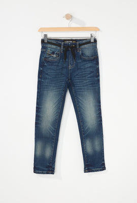 Zoo York Boys 5-Pocket Stretch Skinny Jeans