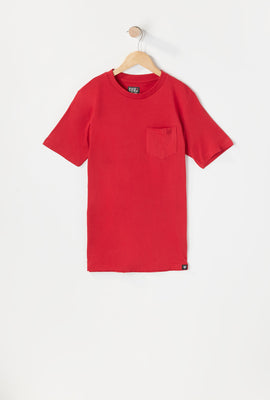 T-Shirt Avec Poche Zoo York Junior
