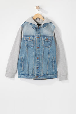 West49 Boys Denim Jacket