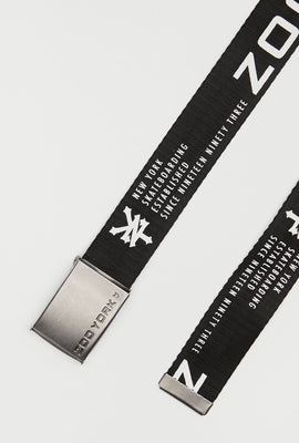 Zoo York Youth Reversible Belt