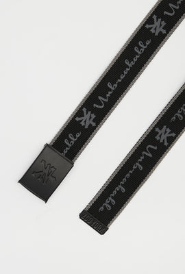 Zoo York Youth Unbreakable Belt