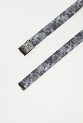 Zoo York Boys Tie Dye Belt