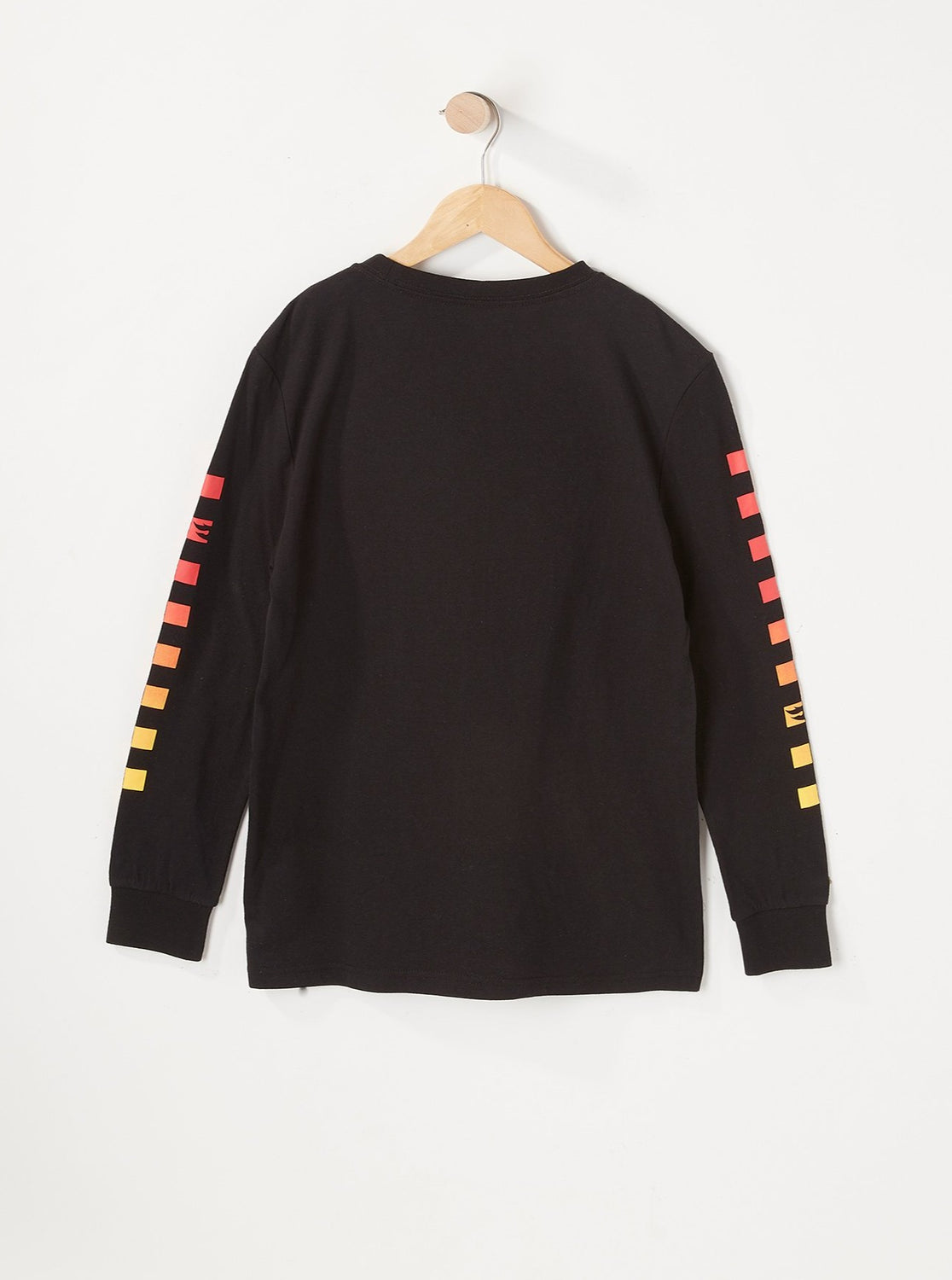 Hot Wheels X West49 Youth Long Sleeves Black