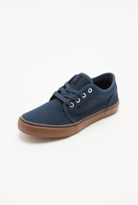 Zoo York Boys Lace-Up Canvas Skate Shoes