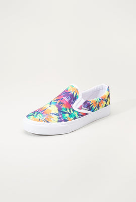 Zoo York Youth Tie Dye Slip-Ons