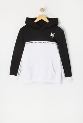 Zoo York Youth Colour Block Hoodie