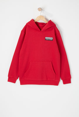 Zoo York Youth Two Tone Box Logo Hoodie