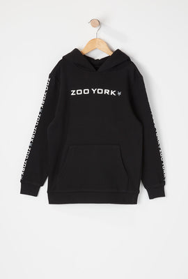 Zoo York Youth Box Logo Popover Hoodie