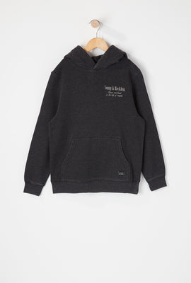 Young & Reckless Boys Vintage World Tour Hoodie